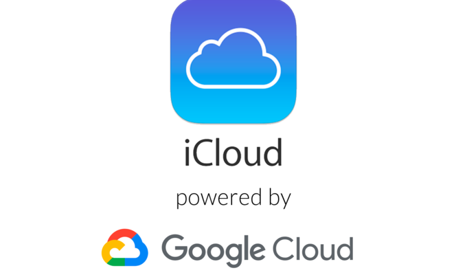 icloud-using-google-cloud